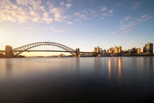 Asendia Australia landscape